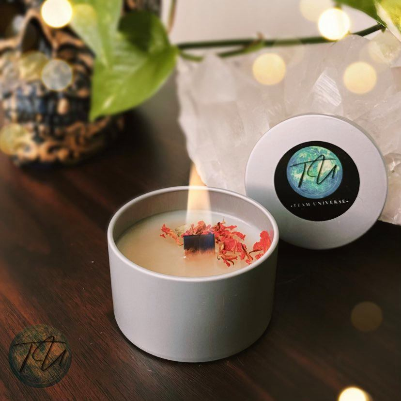 soy wax candle, reiki infused products, candles, reiki candles